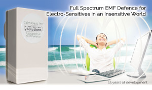 EMF protection devices in Edinburgh Scotland